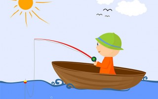 fishing after healing pancreatic cancer
