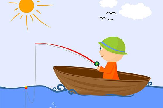 fishing after healing pancreatic cancer